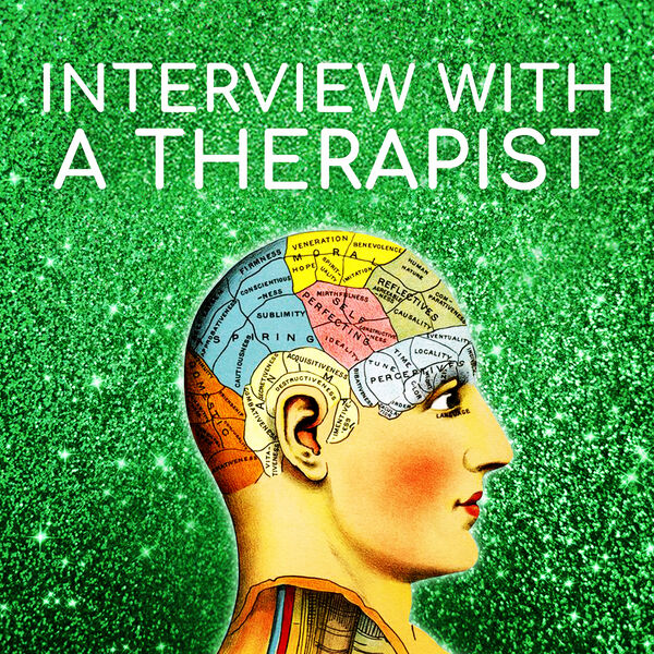 Interview with a Therapist Podcast Artwork Image