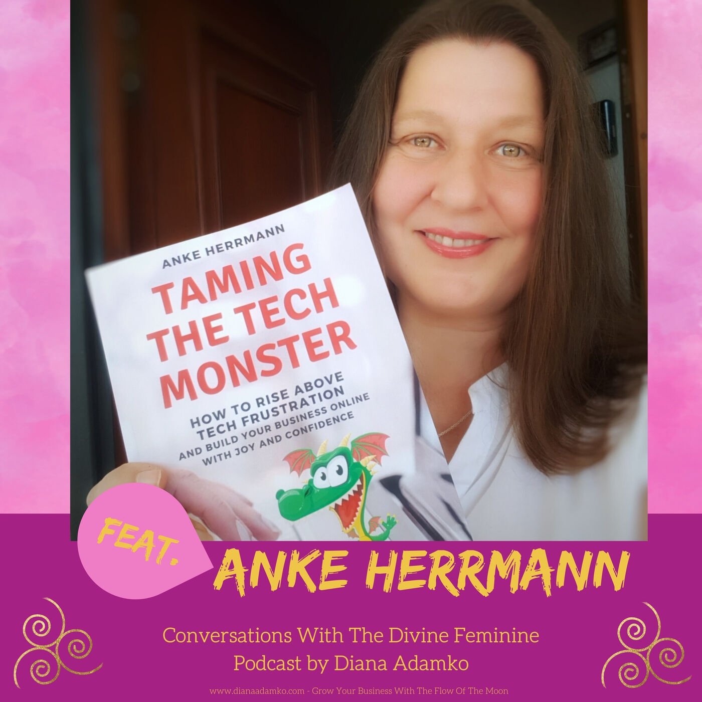 Conversation #6 - Why Proven Success Formulas Don't Work, and what to do instead to turn your passion into a flourishing business With Anke Herrmann