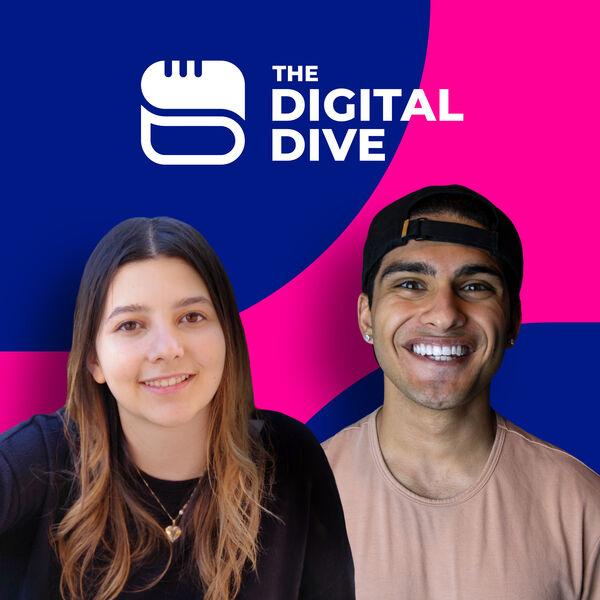 The Digital Dive Podcast Artwork Image