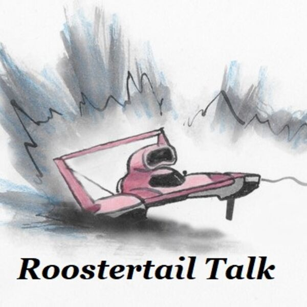 Roostertail Talk Podcast Artwork Image