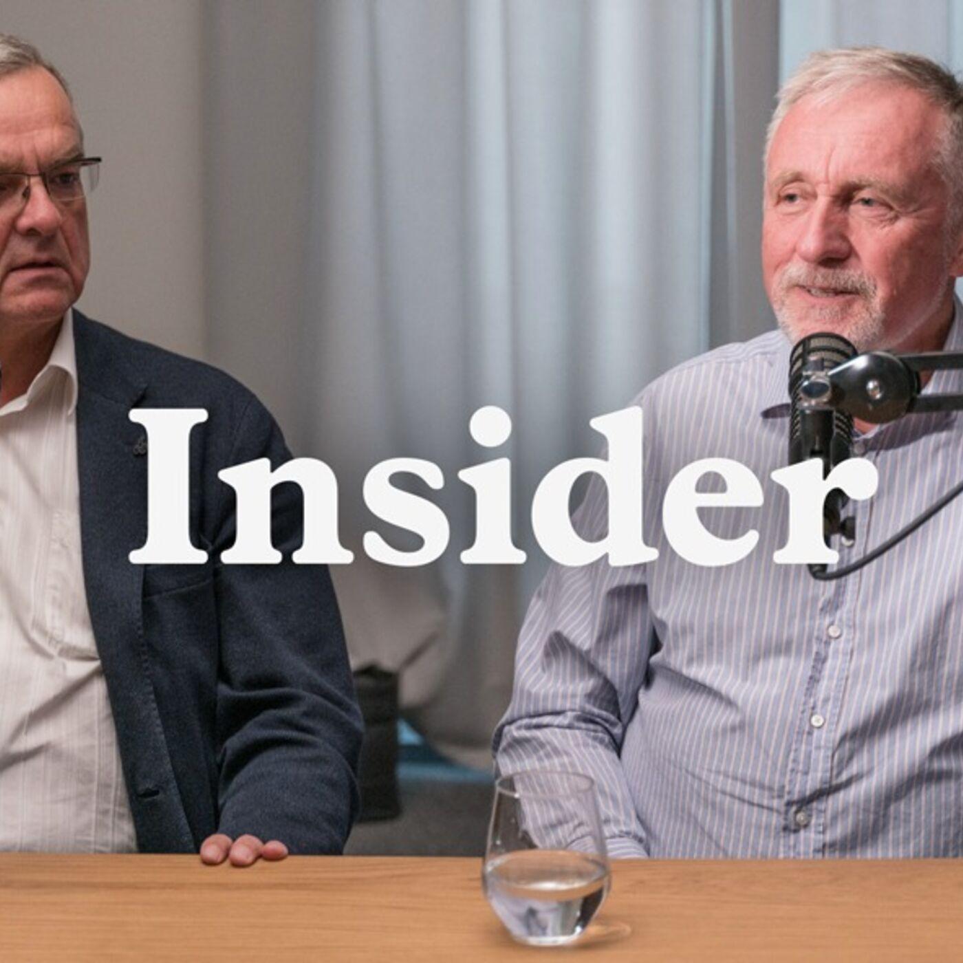 Insider #50 – Miroslav Kalousek a Mirek Topolánek