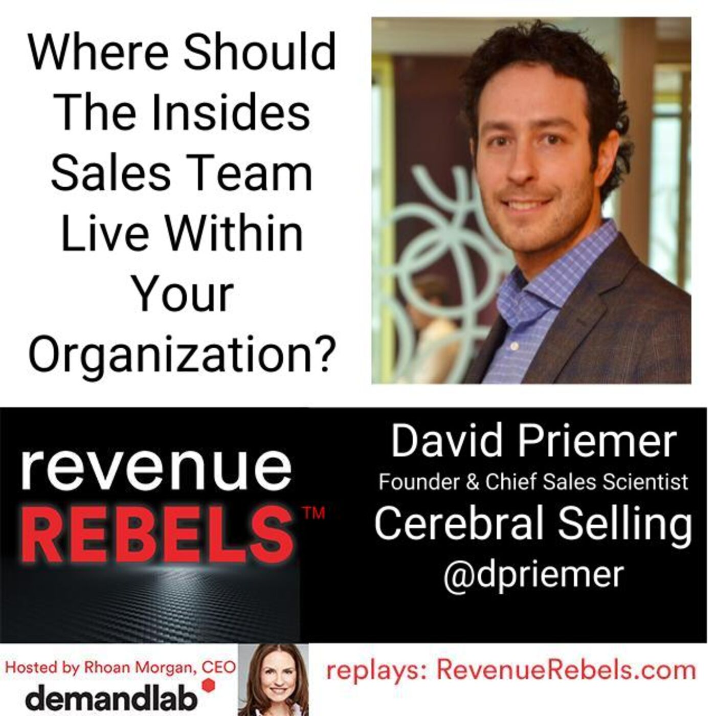 Where Should The Insides Sales Team Live Within Your Organization?