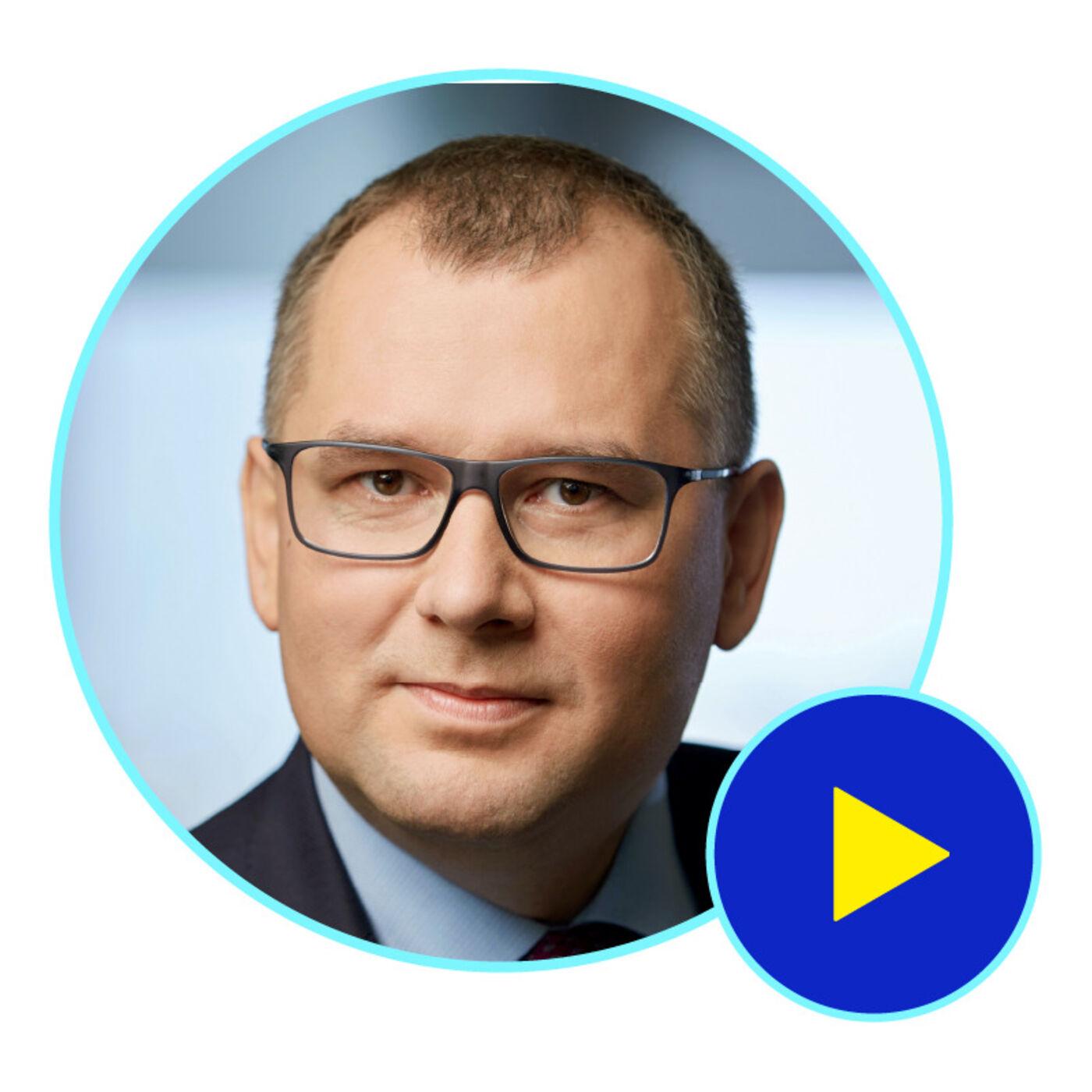 """Dziś procedujemy wnioski opiewające na 330 mln zł w ramach naszej """"ARP tarczy"""" - Paweł Kolczyński"""