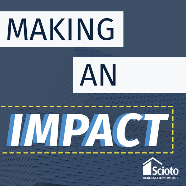 Making An Impact Podcast Artwork Image