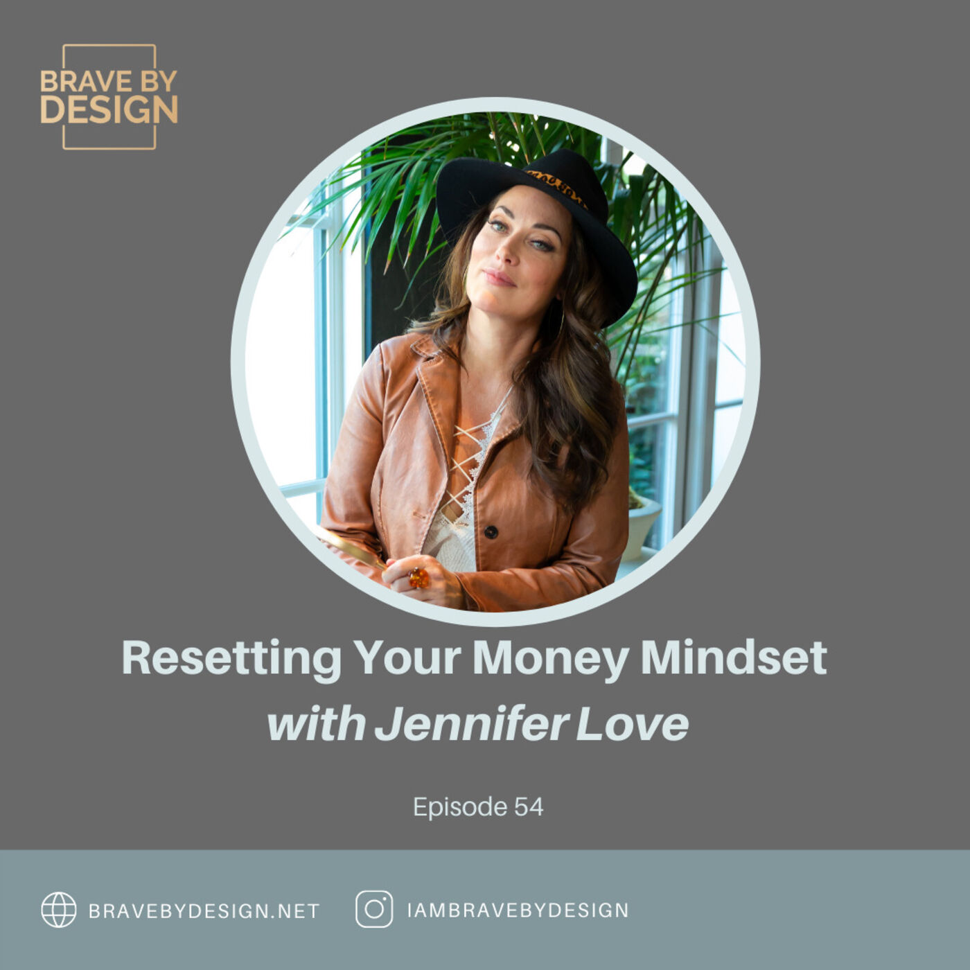 Resetting your Money Mindset with Jennifer Love