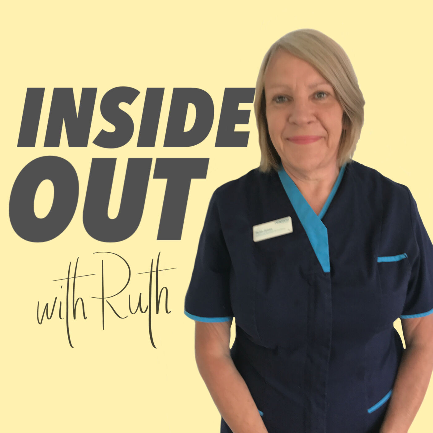 Inside Out with Ruth; A Stoma Care Nurse