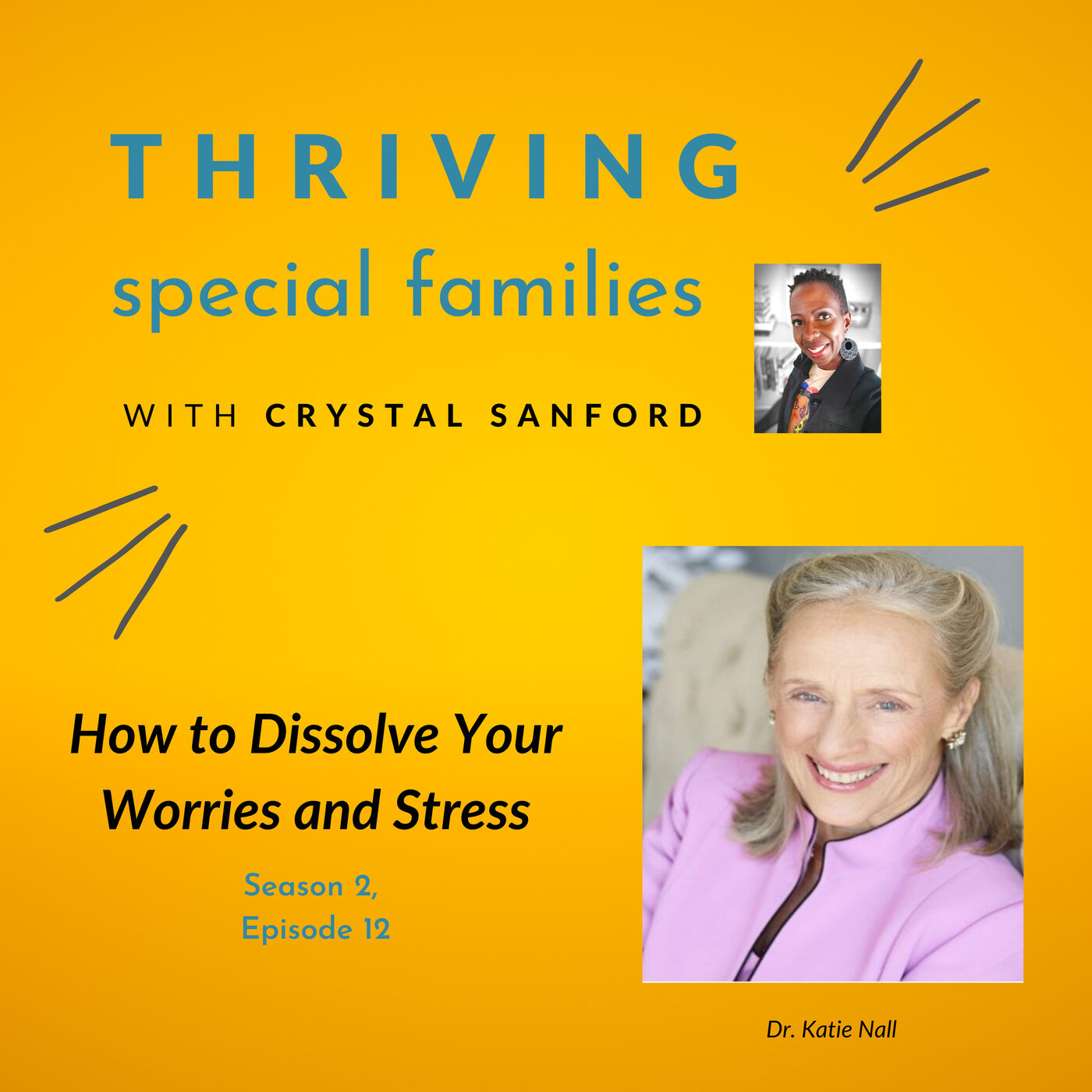 How To Dissolve Your Worries And Stress