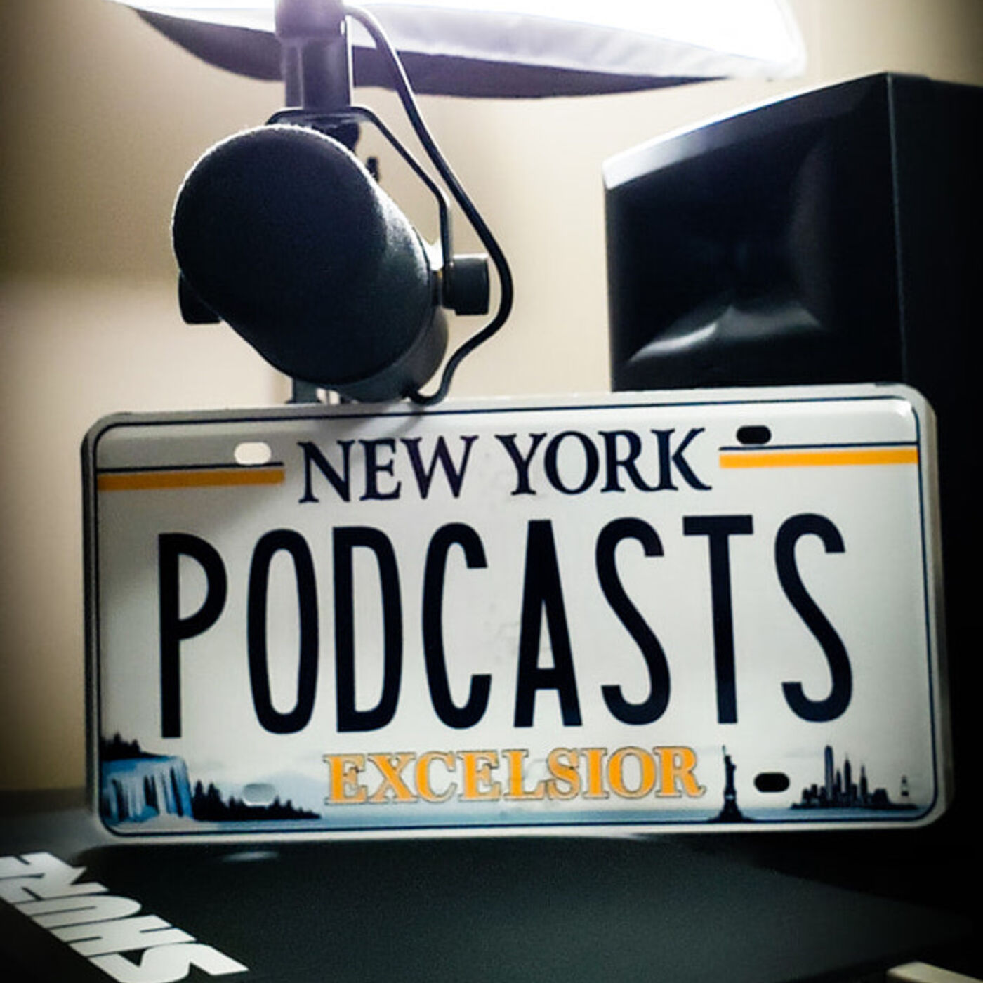 New York State Vanity Plates!