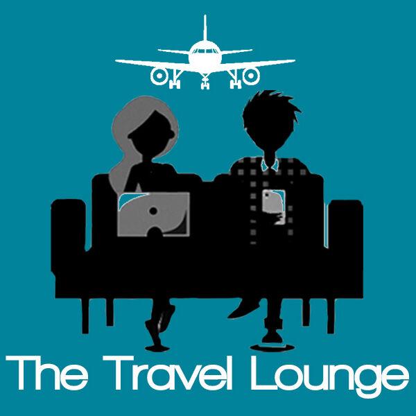 The Travel Lounge  Podcast Artwork Image