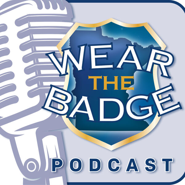 Wear the Badge Podcast Artwork Image