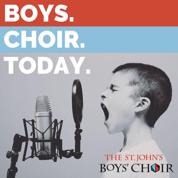 Boys. Choir. Today. Podcast Artwork Image