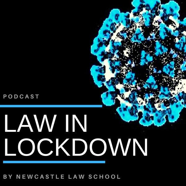 Law in Lockdown Podcast Artwork Image
