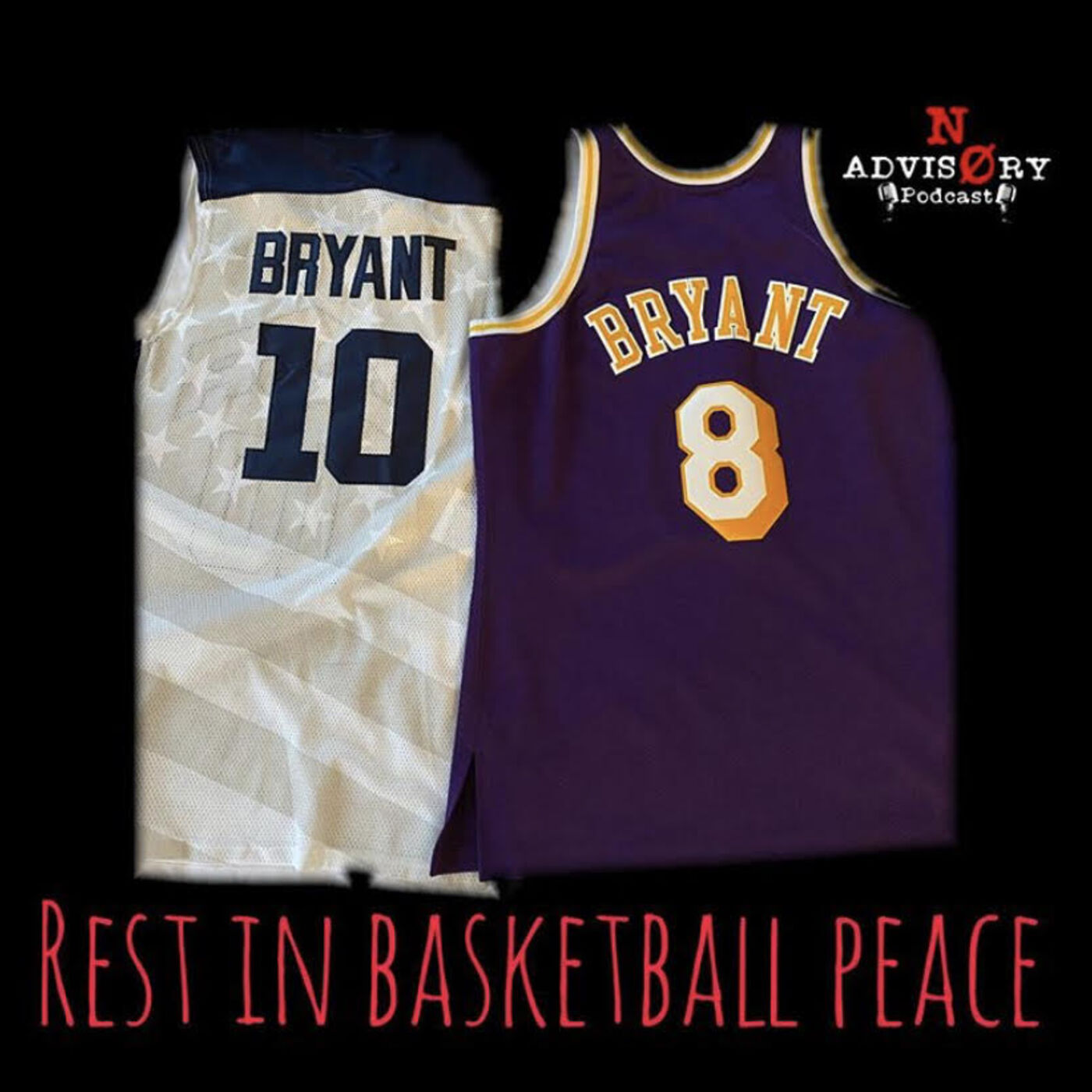 Rest In Peace To Kobe Bryant
