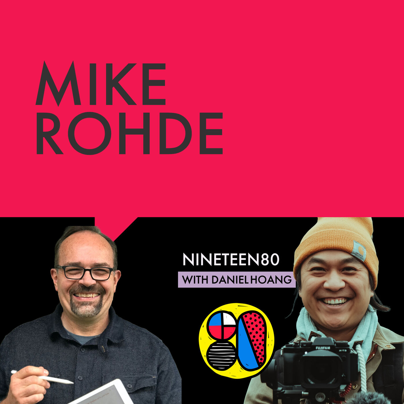 Sketchnoting and Working Analog with Mike Rohde