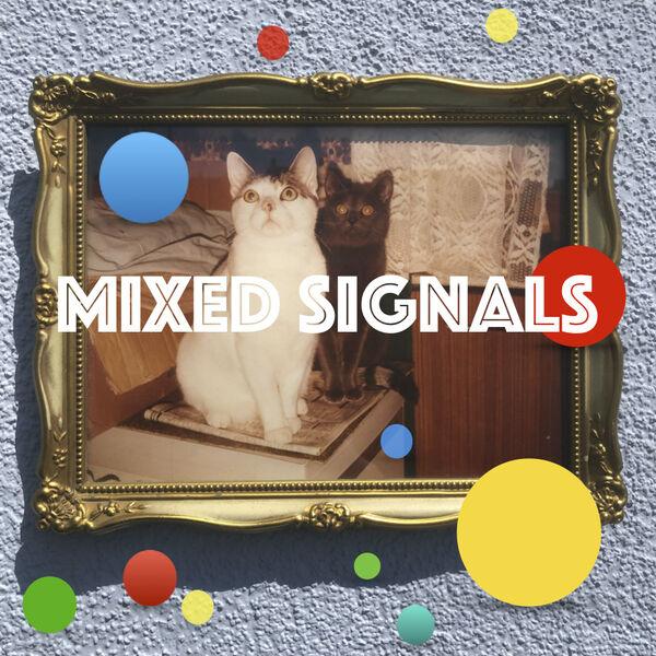 MIXED SIGNALS - muziek, verhalen, kunst en poëzie  Podcast Artwork Image