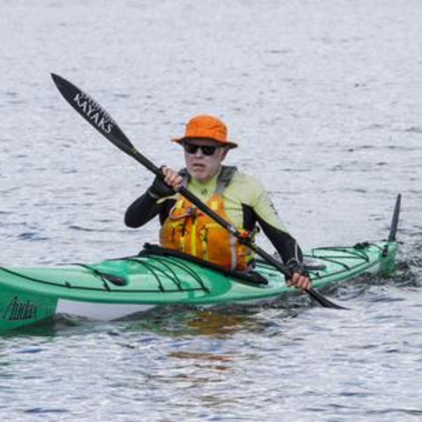 Episode 7 - Introducing Our New Fast Sea Kayak, the Audax Azure