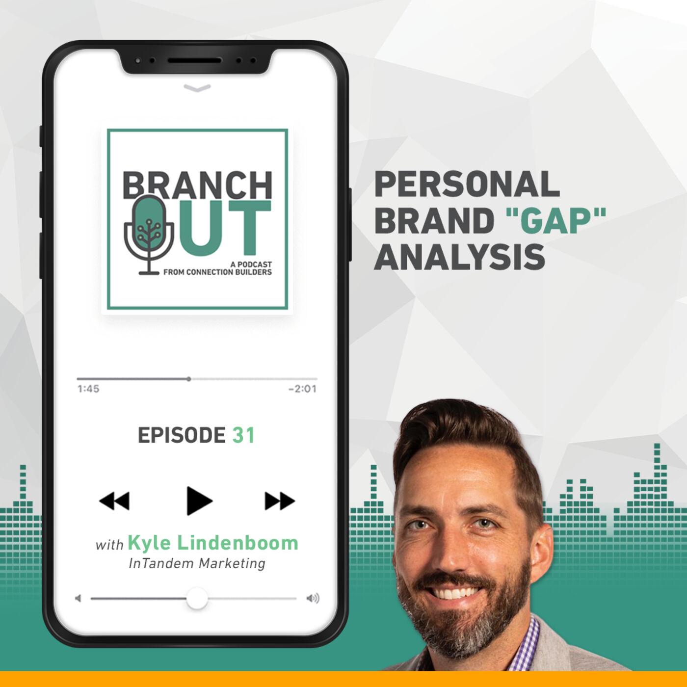 Your Personal Brand Gap Analysis - Kyle Lindenboom