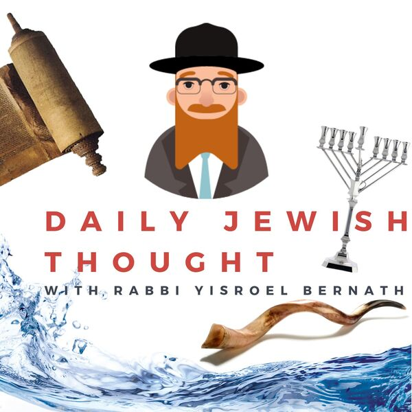 Daily Jewish Thought Podcast Artwork Image