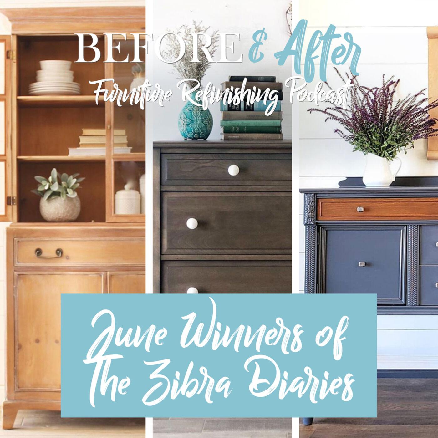 The June 2019 Zibra Diaries winners discuss their winning pieces