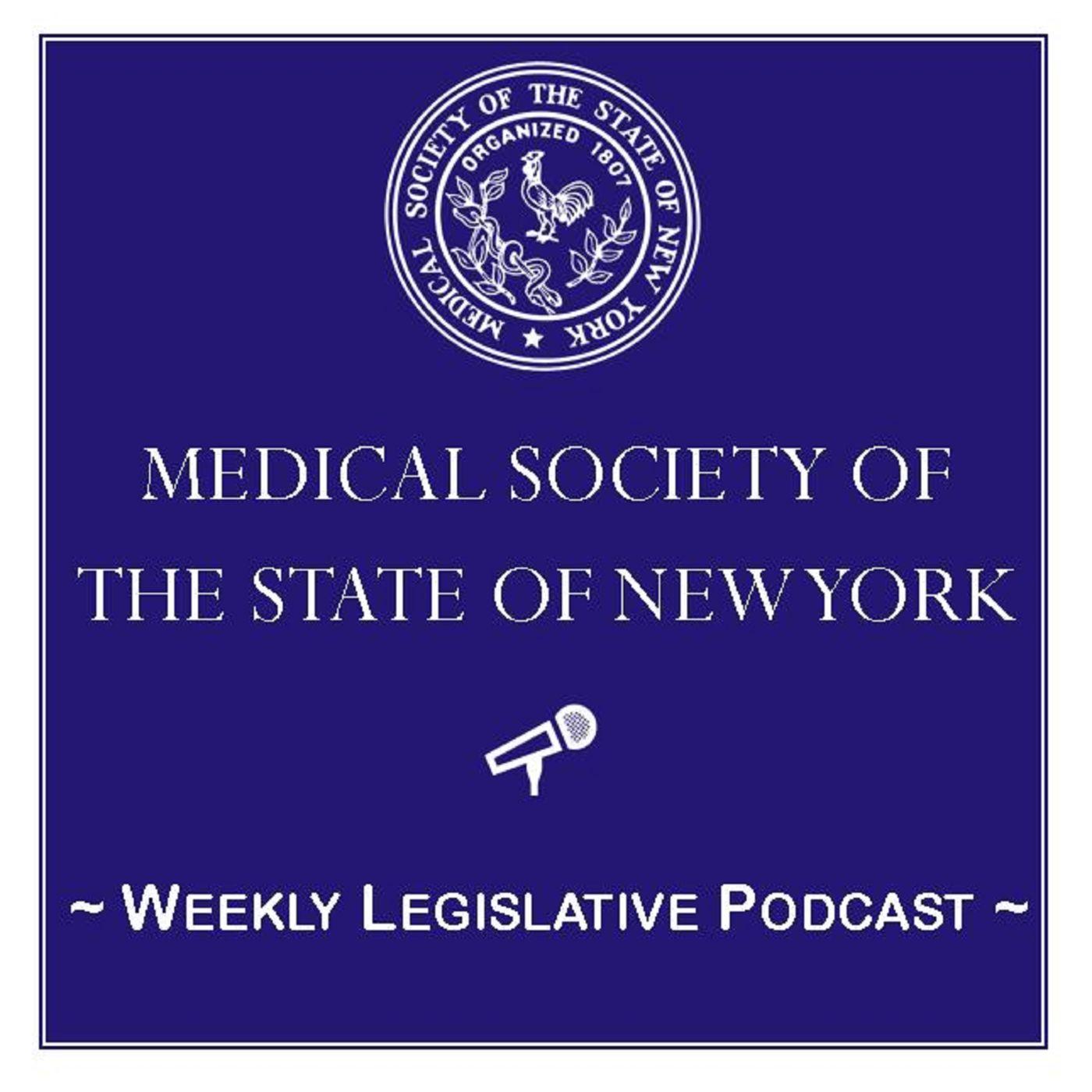 05/31/2019 Weekly Legislative Update