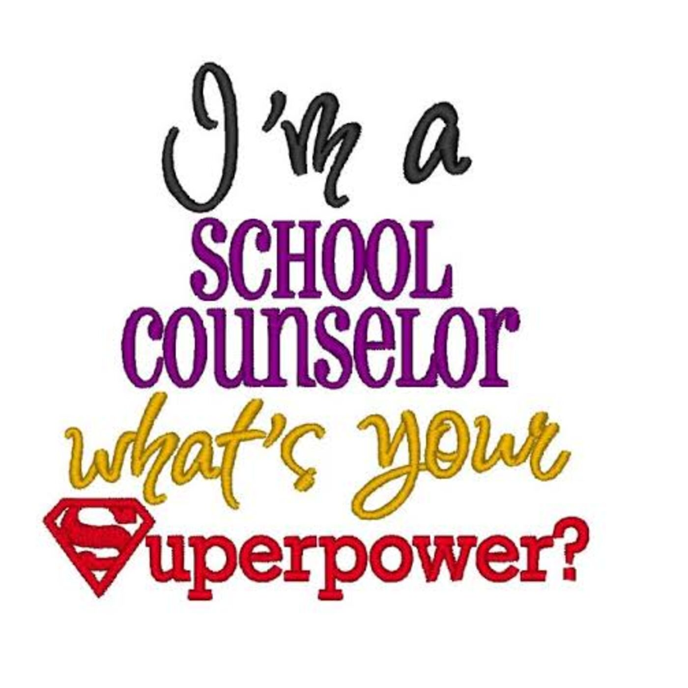 What is a School Counselor?! A talk with the 2018 School Counselor of the Year
