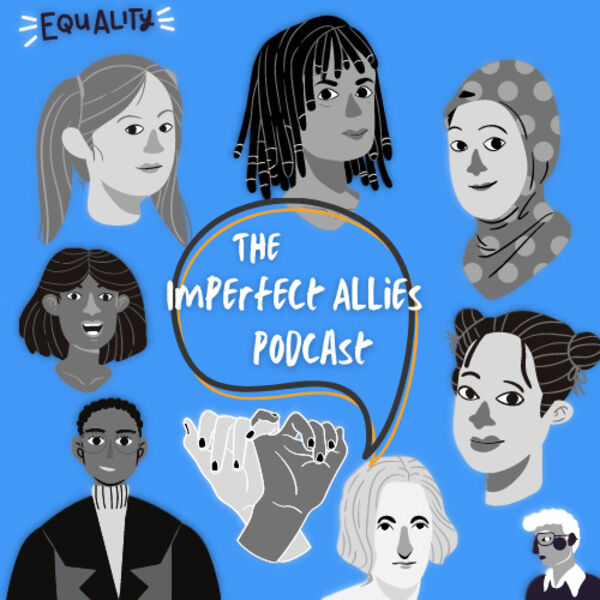 Imperfect Allies Podcast Artwork Image