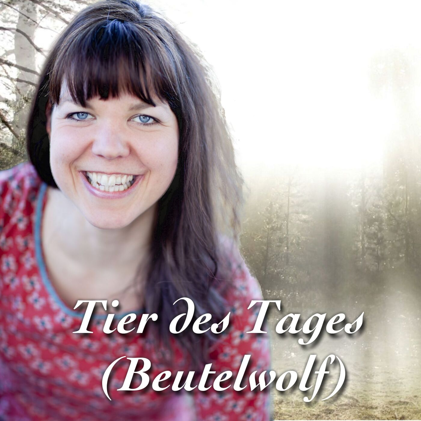 Tier des Tages (Beutelwolf)