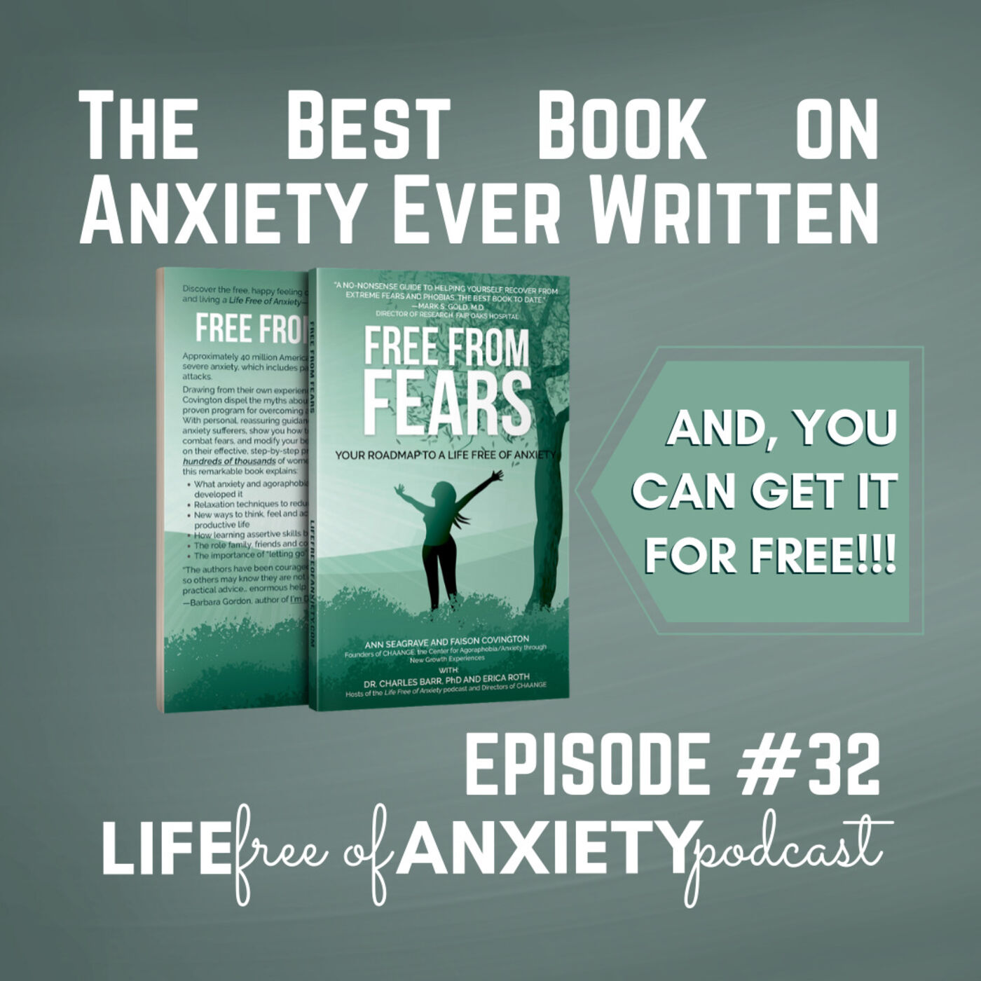 32-Get a Free Copy of Free From Fears... Plus, A Special Announcement!