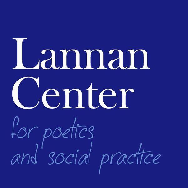 Lannan Center Podcast  Podcast Artwork Image