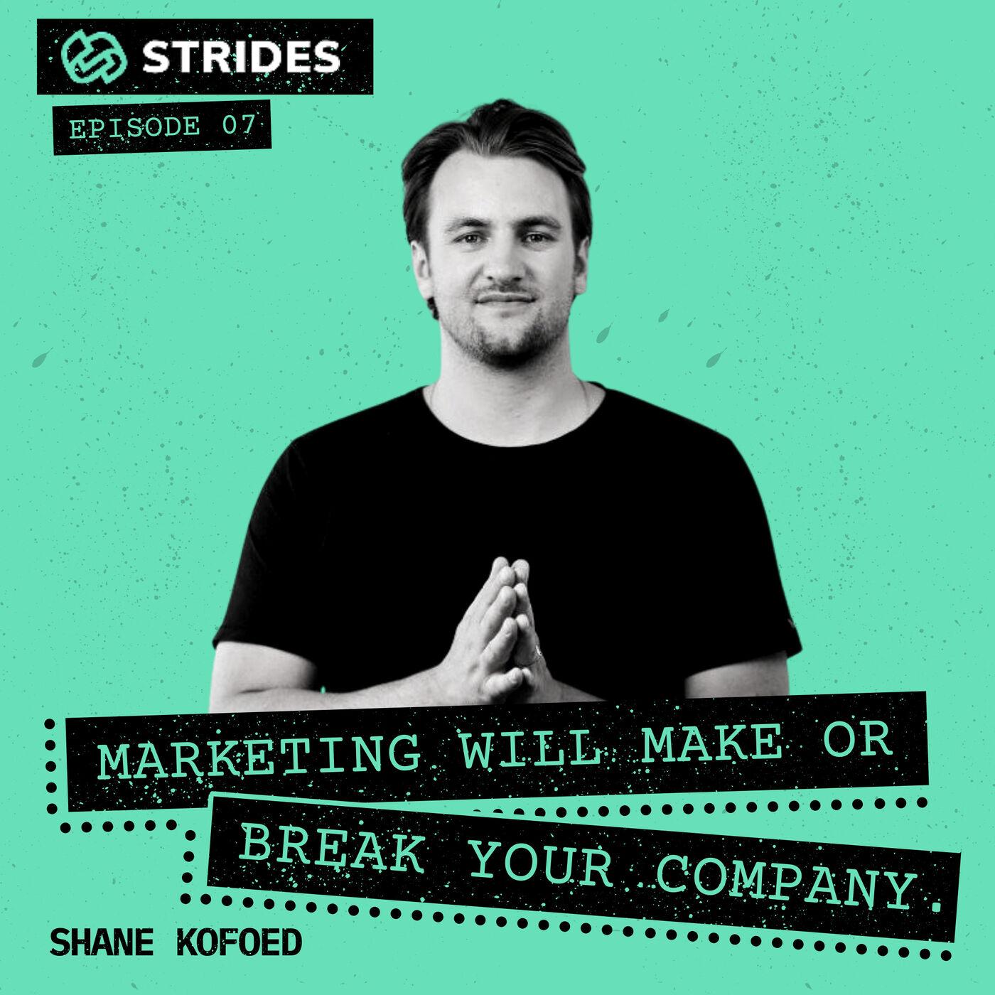 Marketing Your Idea with Shane Kofoed (Standard Behavior)