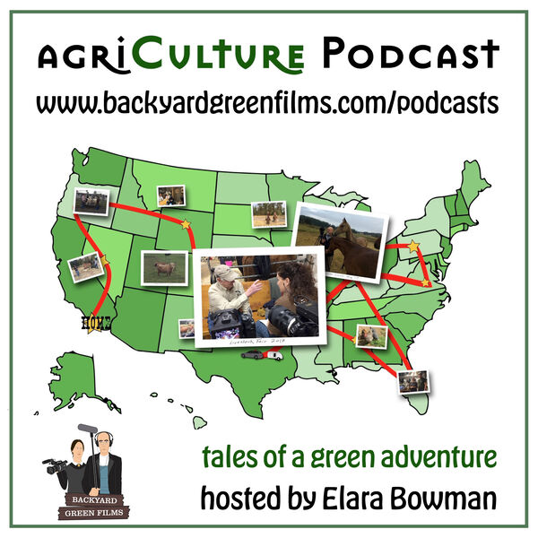 agri-Culture Podcast Artwork Image