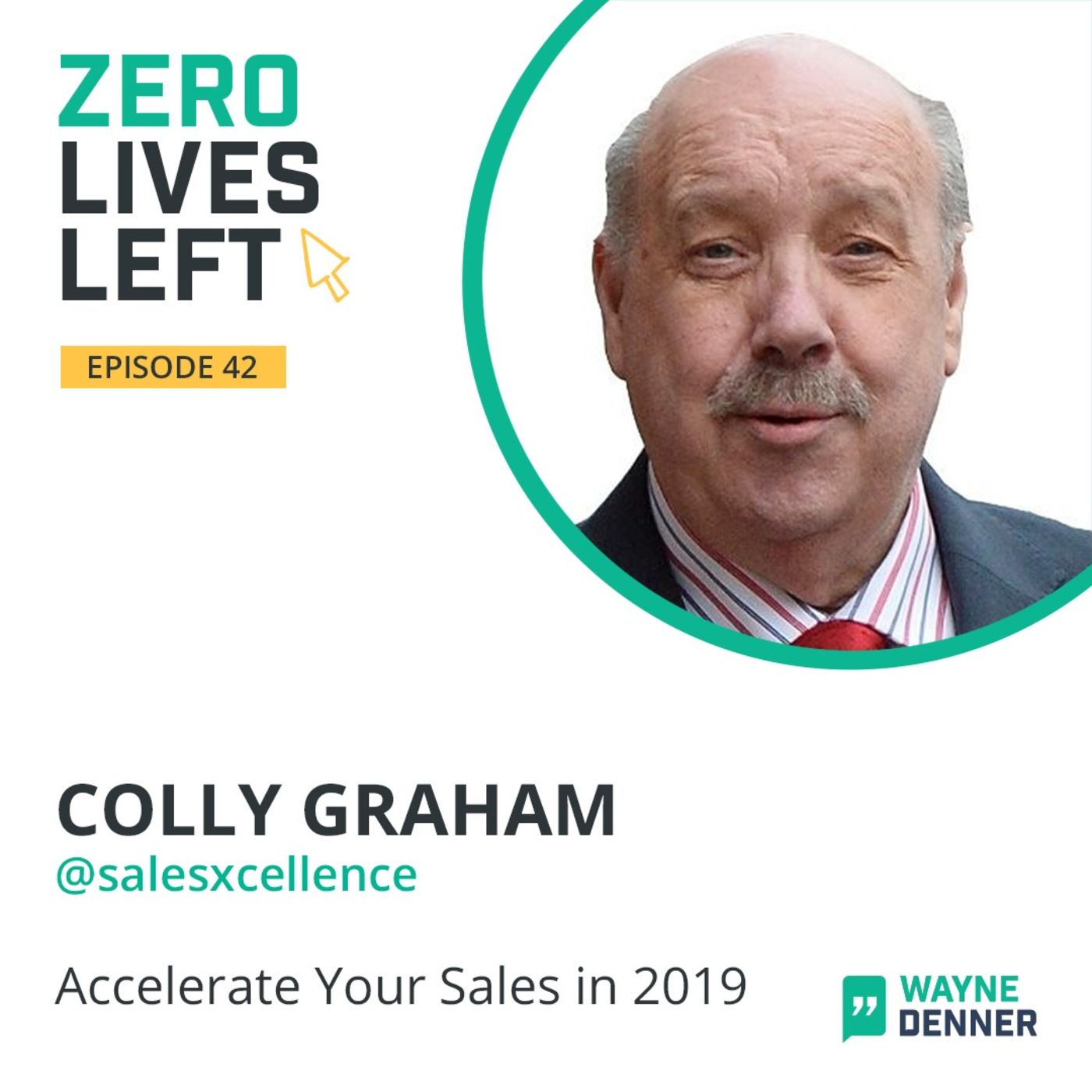 42 Interview with Colly Graham CEO Salesxcellence