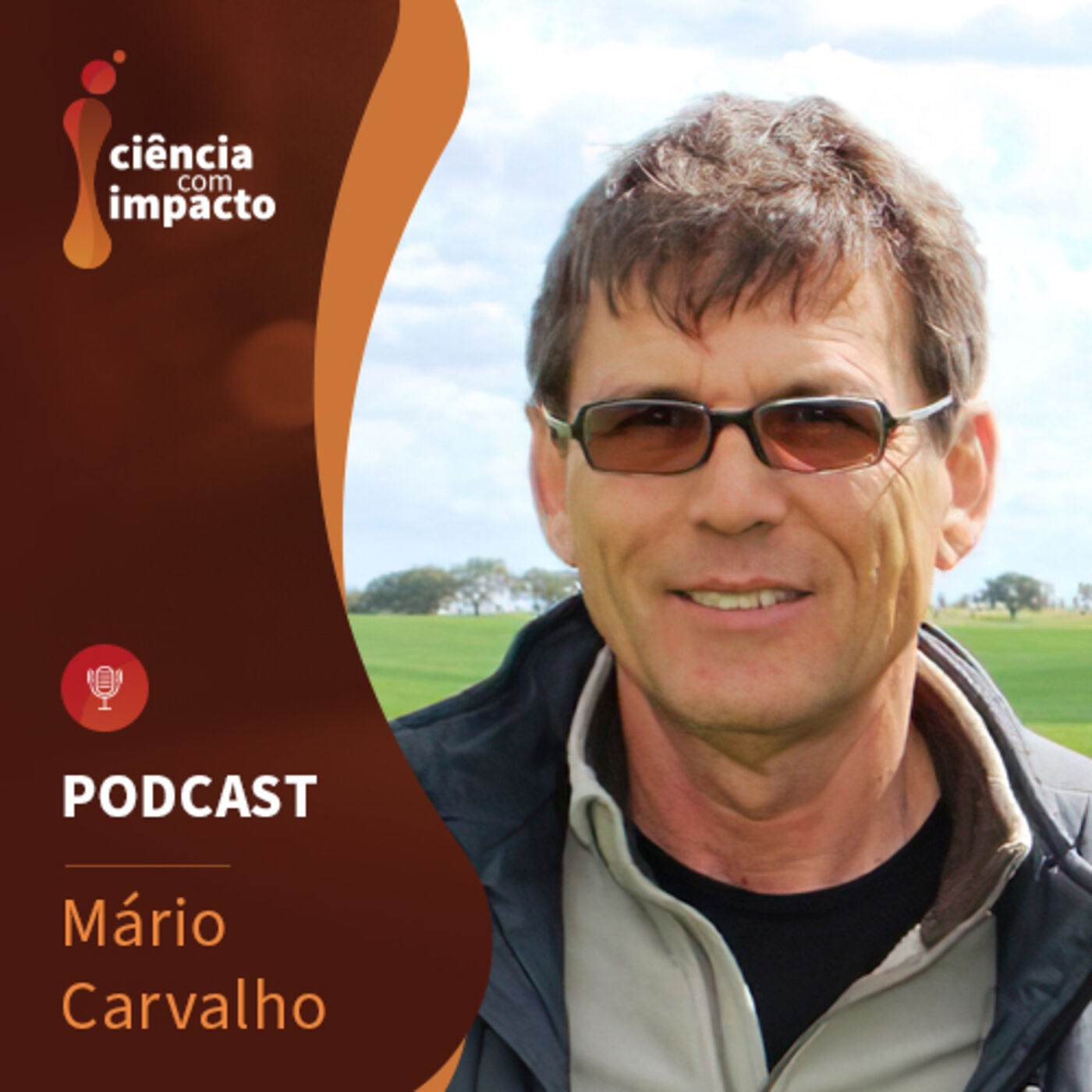 Podcast T2E8: Mário Carvalho - O agricultor conservacionista