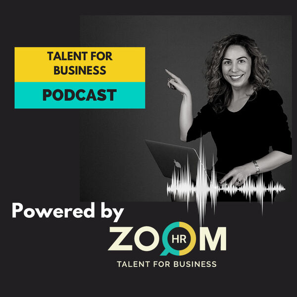 Talent for Business Podcast Artwork Image