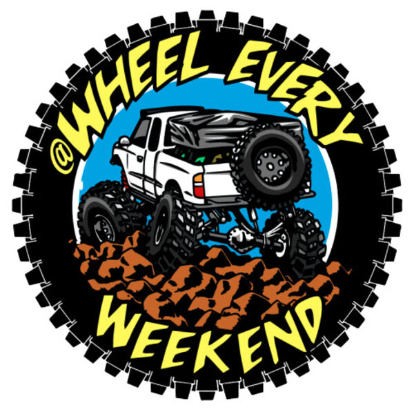 Wheel Every Weekend Podcast Artwork Image