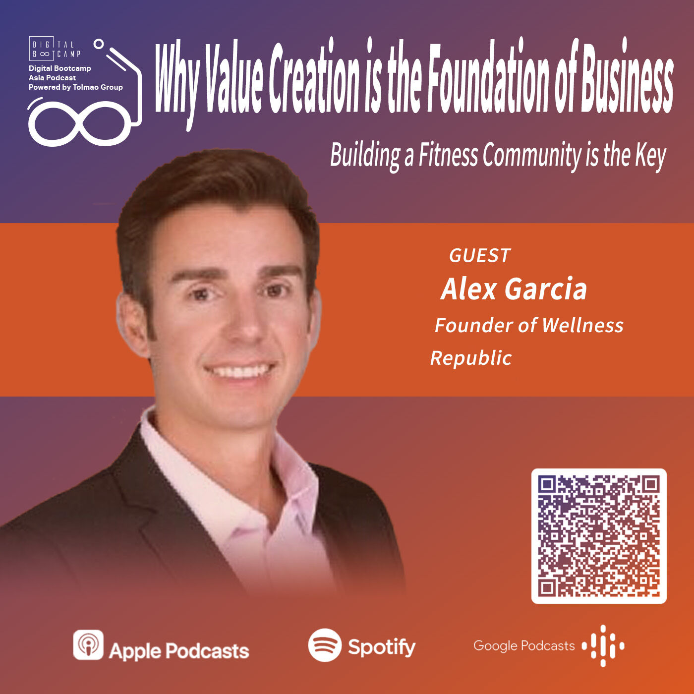 Why Value Creation is the Foundation of Business: Building a Fitness Community is the Key with Alex Garcia, Founder of Wellness Republic