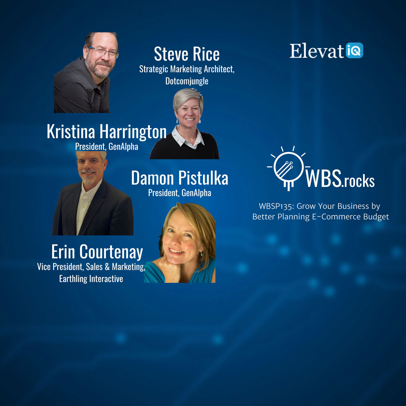 WBSP135: Grow Your Business by Better Planning E-Commerce Budget, a Live Interview w/ a Panel of Experts