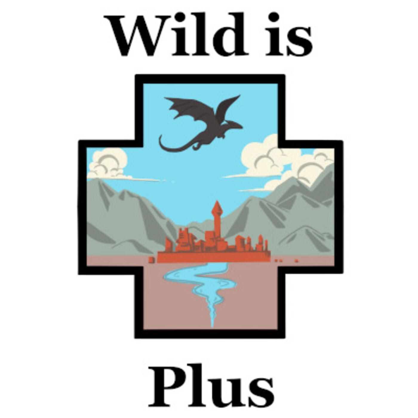 Barbarian Allies - Wild is Plus #12