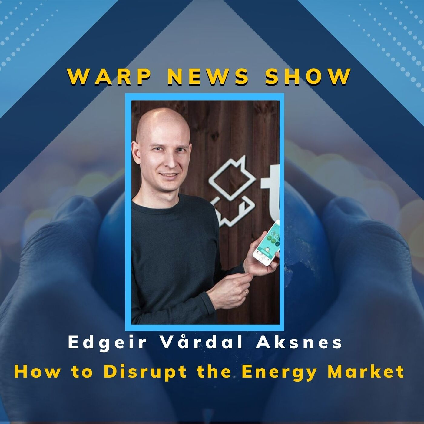 💡 Warp News Show: Tibber CEO on how to disrupt the energy market