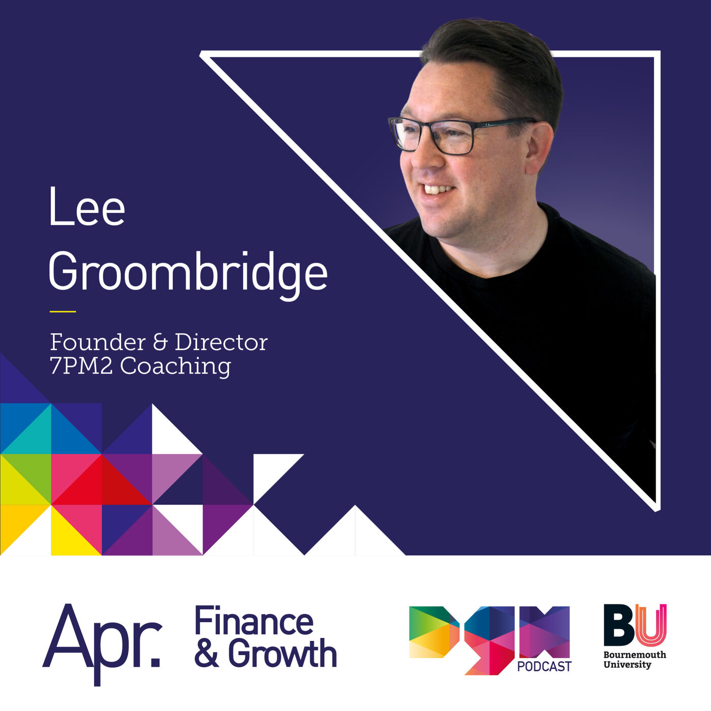 Embracing growth and identifying your goals with Founder & Director of 7PM2 Coaching, Lee Groombridge #S2E7