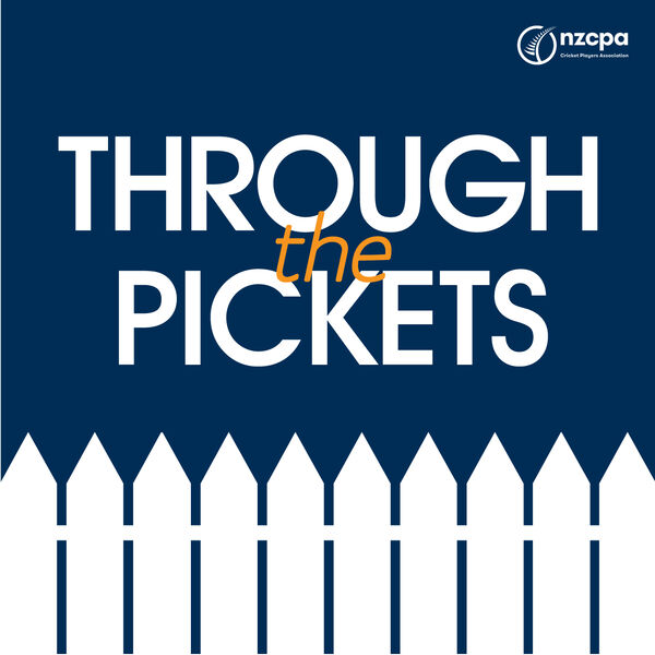 Through the Pickets Podcast Artwork Image