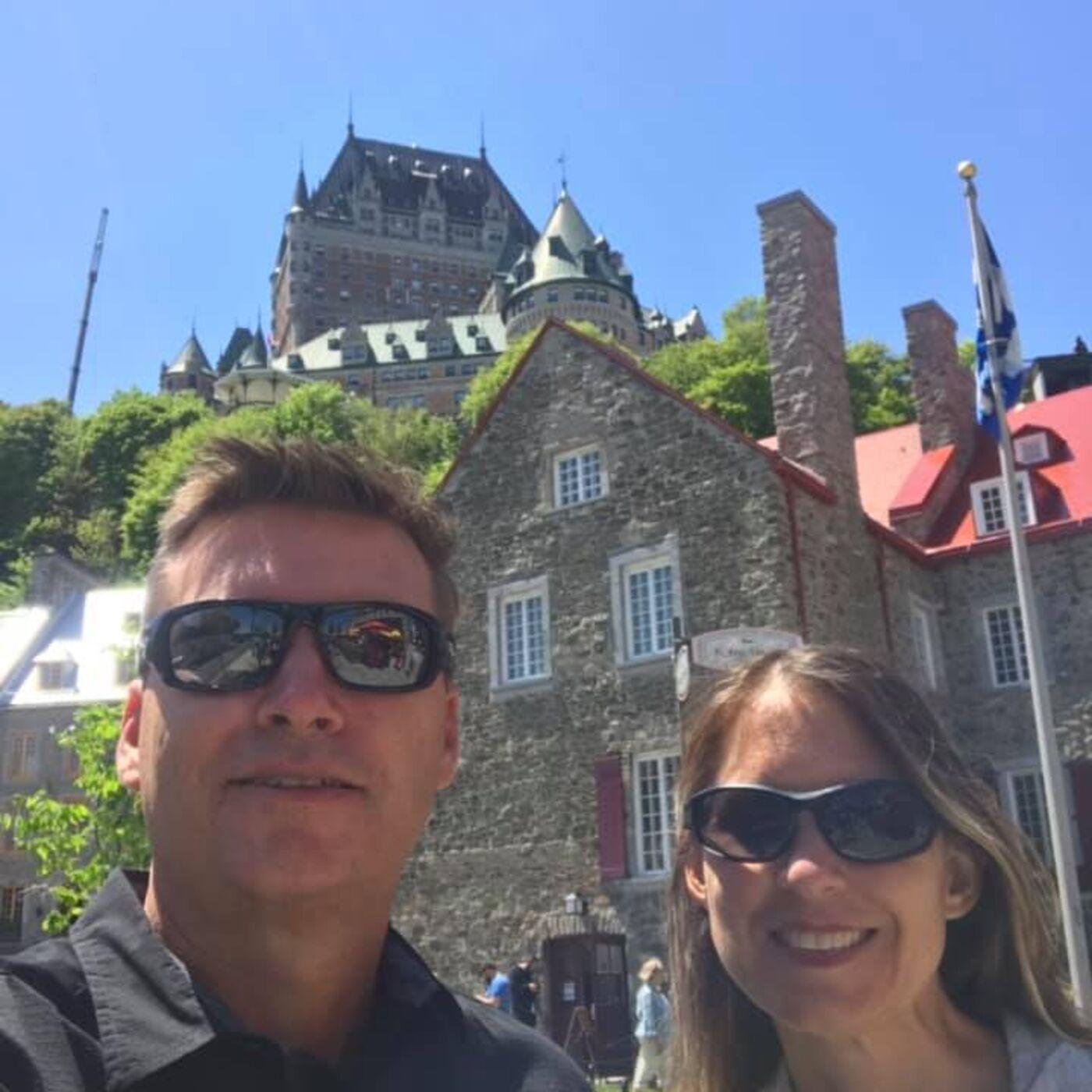 #29 Travel With Us by Warren & Julie
