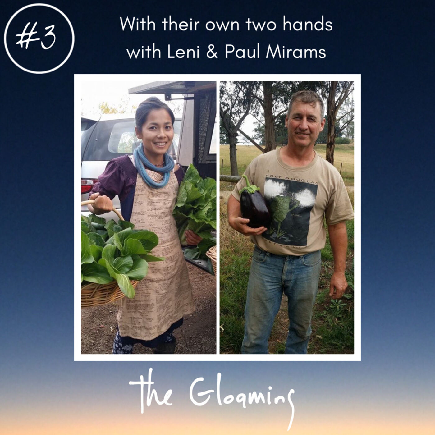 TG3: With their own two hands (with Leni & Paul Mirams)
