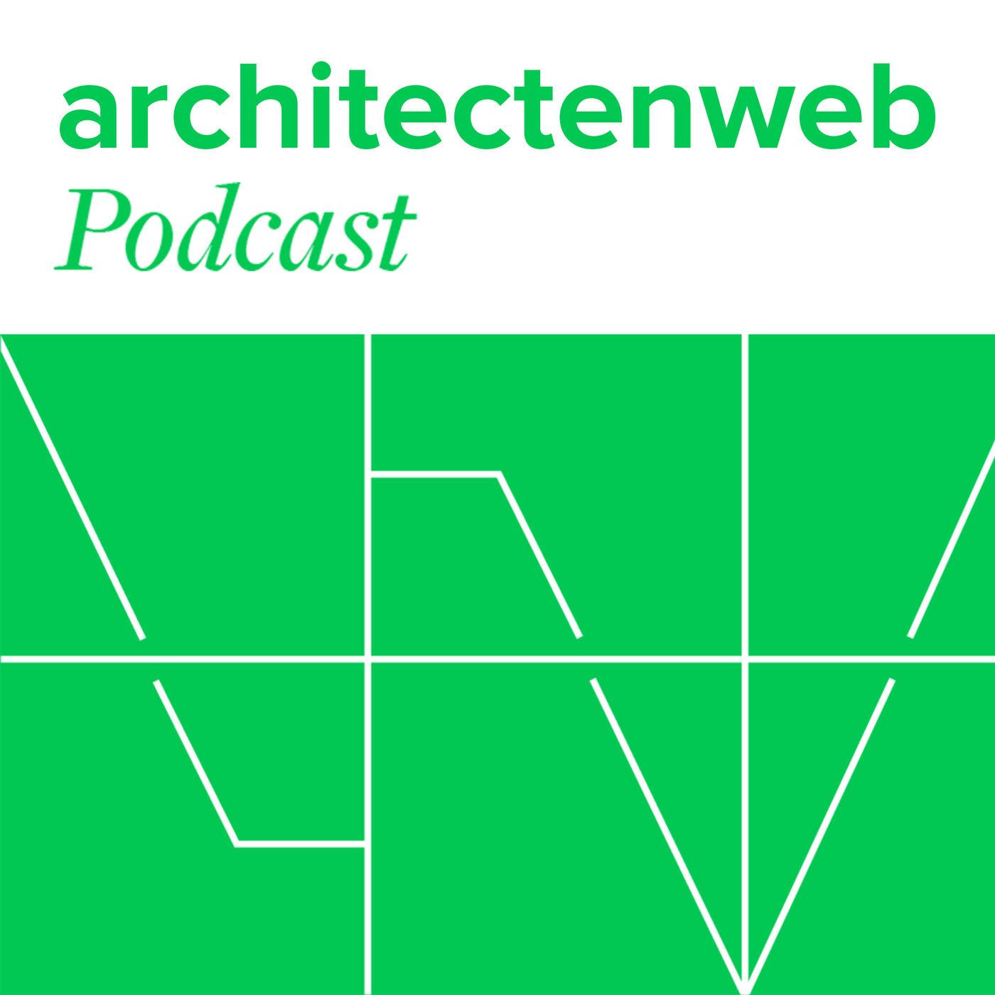 Architectenweb Podcast logo