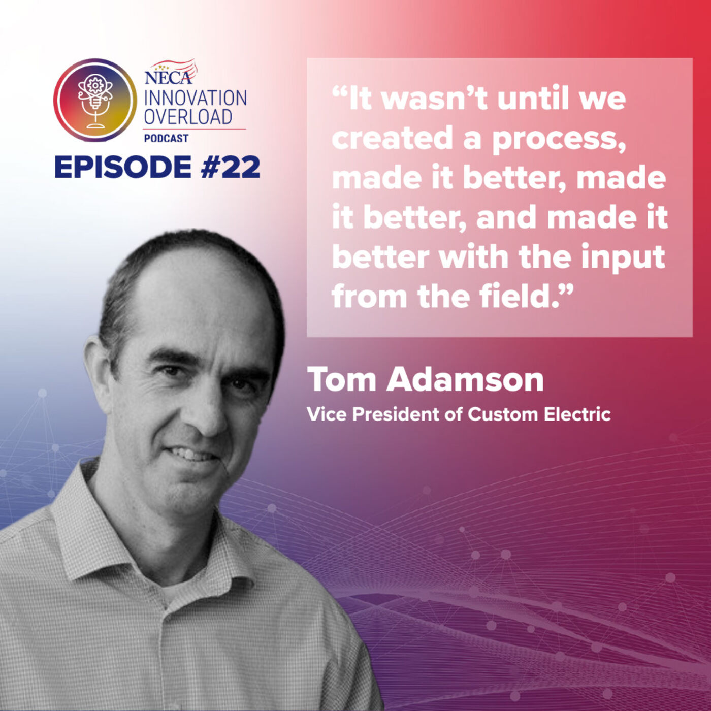 #22 - Tom Adamson