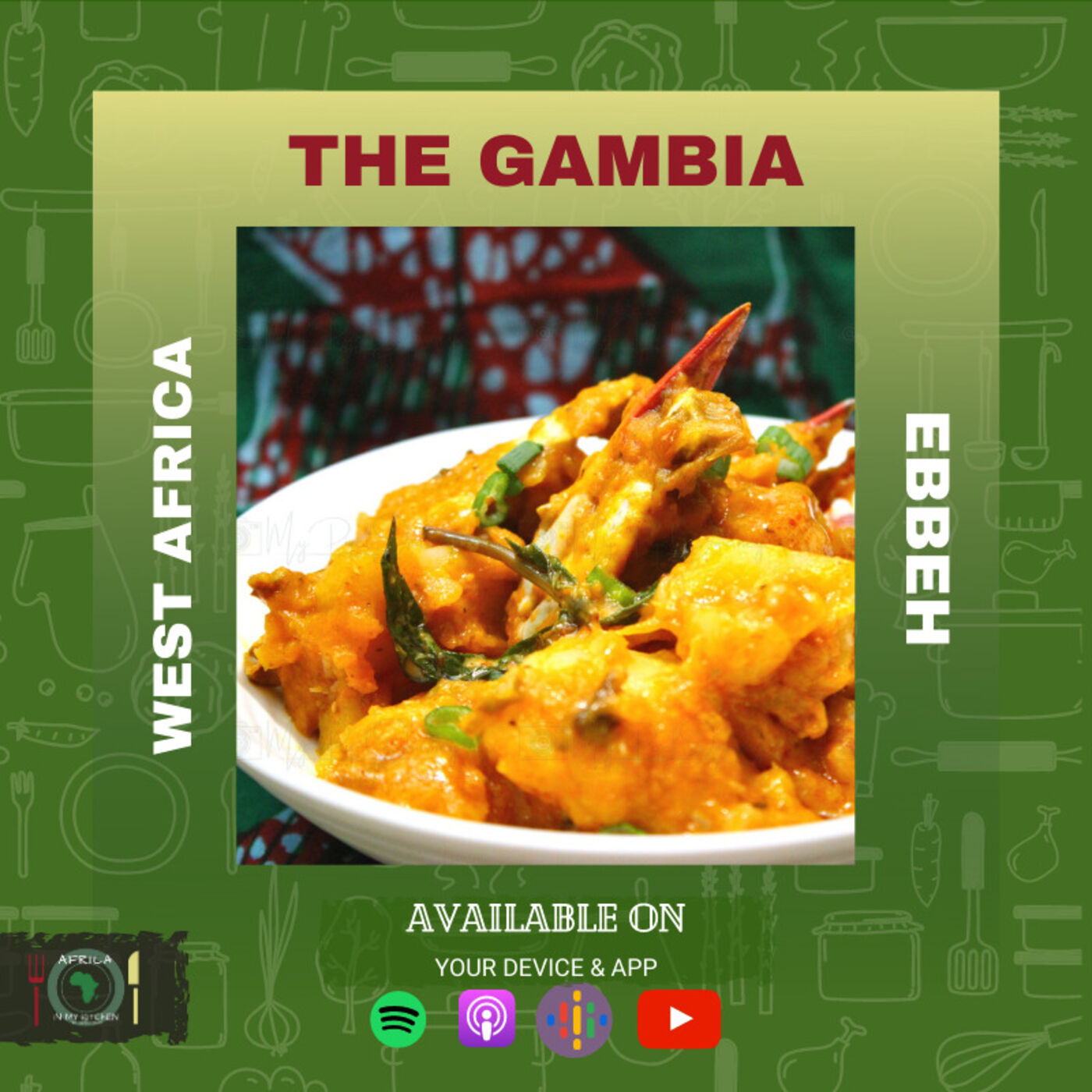 The Gambia - Ebbeh