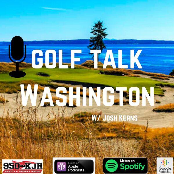 Golf Talk Washington Podcast Artwork Image