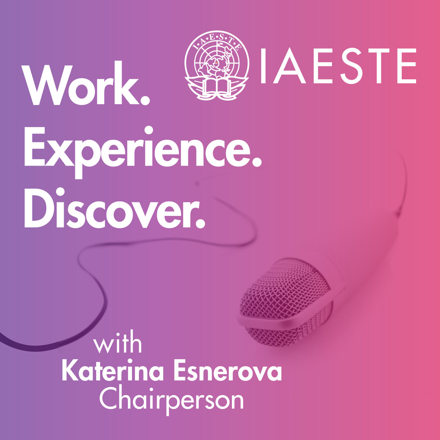 003 - A chat with General Conference Chairpaerson Katerina Esnerova