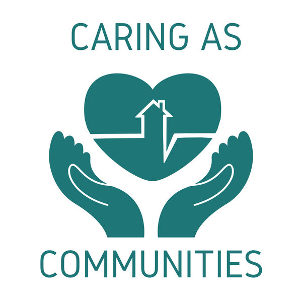 Caring as Communities Podcast Artwork Image
