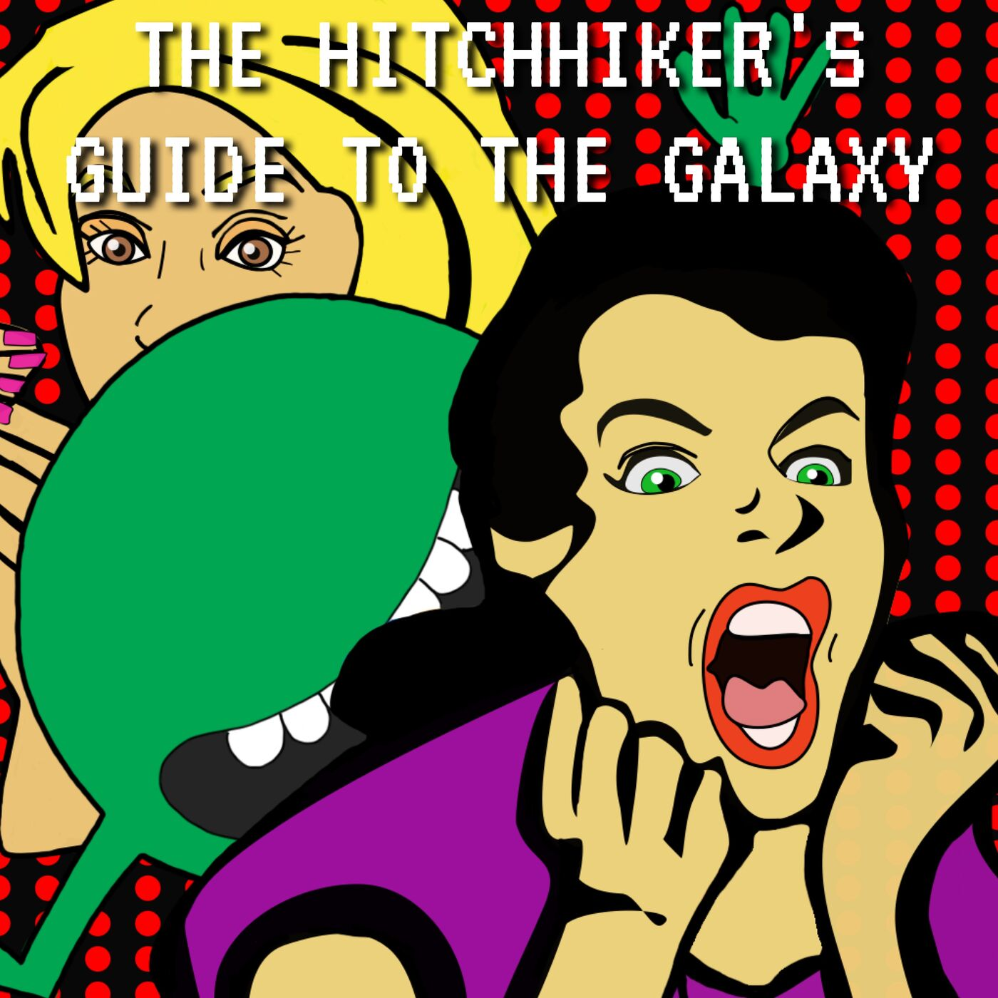 Shocked Talk: The Hitchhiker's Guide to the Galaxy